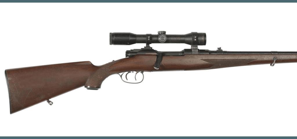 270 Win 'Model GK' Mannlicher Schöenauer Carbine-2
