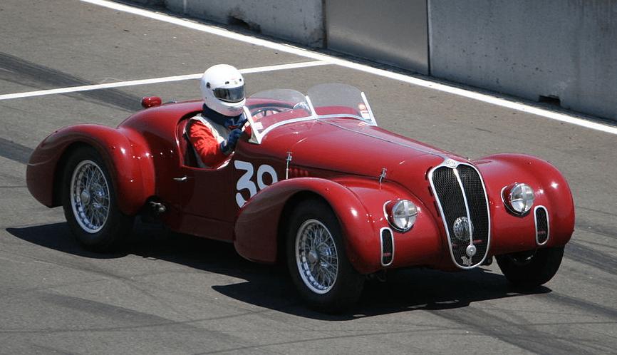 Alfa Romeo 6c 2500 SS Corsa 1939