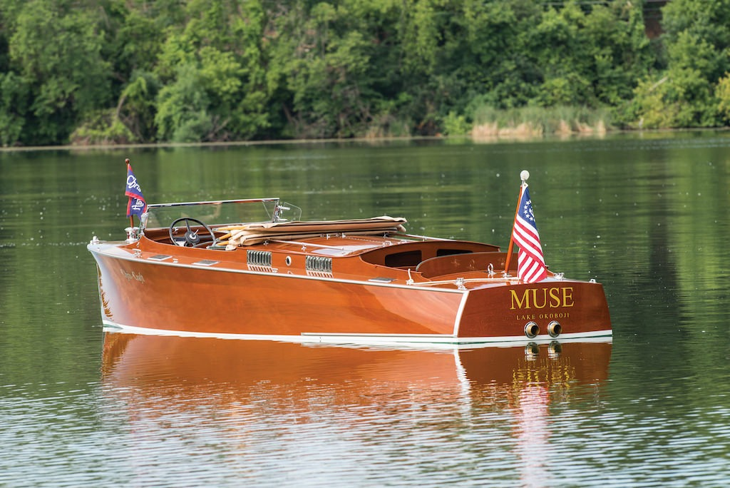 "Hershey Car Show >> 1930 Chris-Craft 26' Model 111 Runabout ""Muse"" - Revivaler"