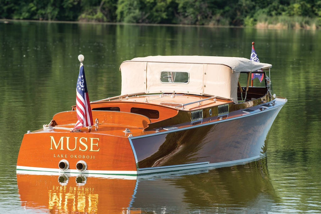 "1930 Chris-Craft 26' Model 111 Runabout ""Muse""HF14_r268_006"