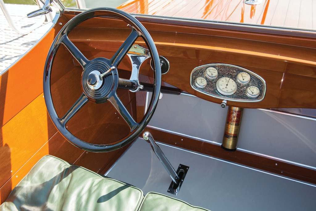 "1930 Chris-Craft 26' Model 111 Runabout ""Muse""HF14_r268_013"