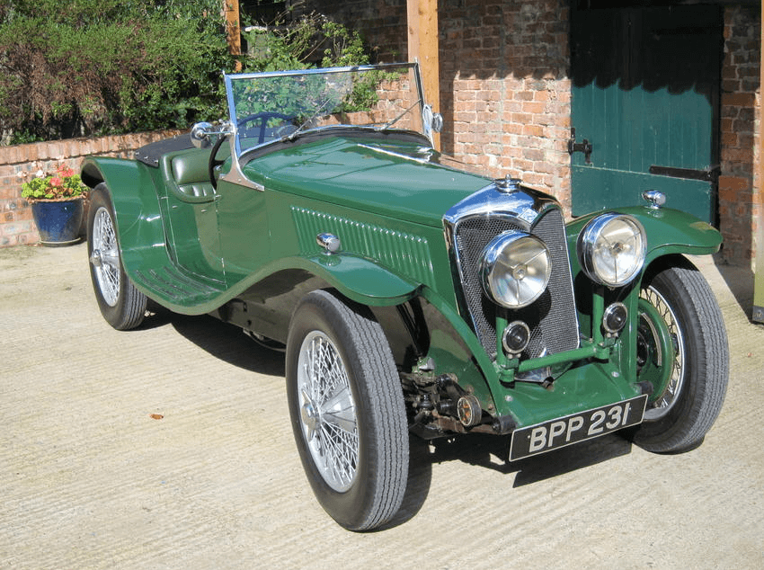 1935 Riley 12/4 \'Imp\' Special - Revivaler