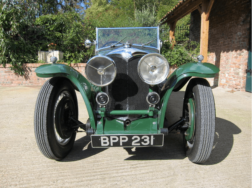 1935 Riley 12-4 'Imp' Special-6