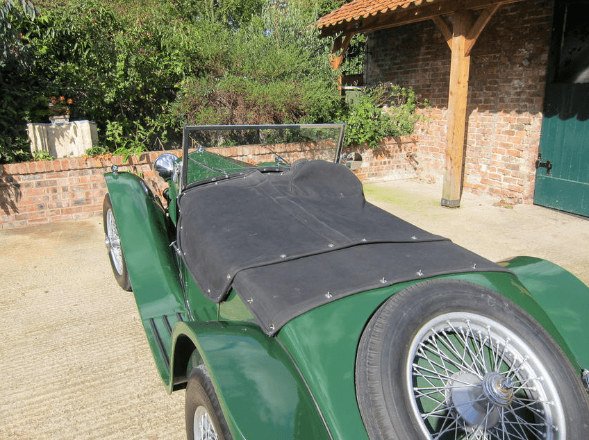 1935 Riley 12-4 'Imp' Special-7