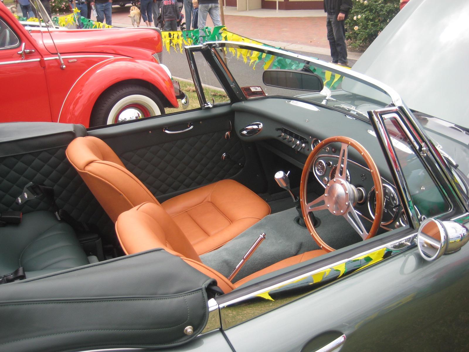 Austin-Healey 3000 V8 - Perfect-2