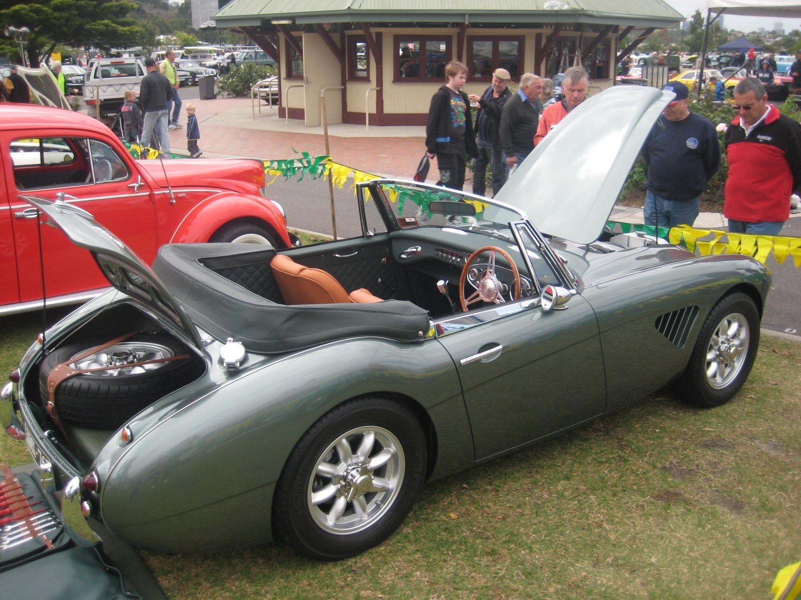 Austin-Healey 3000 V8 - Perfect-4