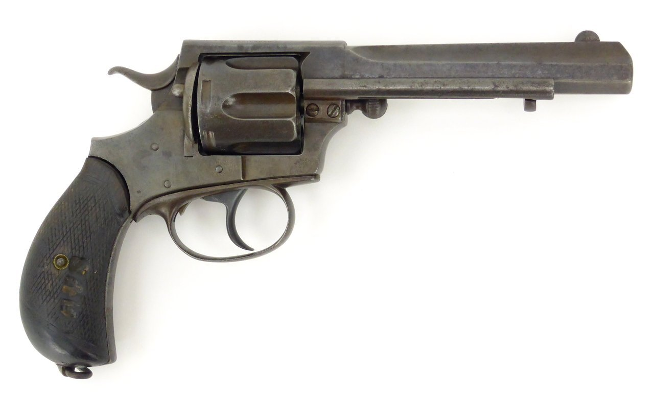 Webley New Model Army Express No. 5