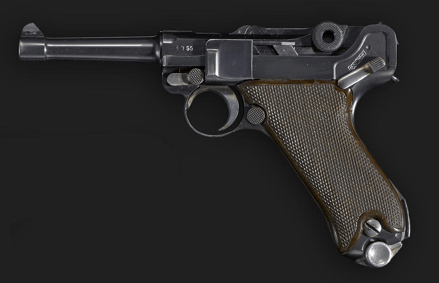 DWM Model 1923 Stoeger American Eagle parabellum pistol
