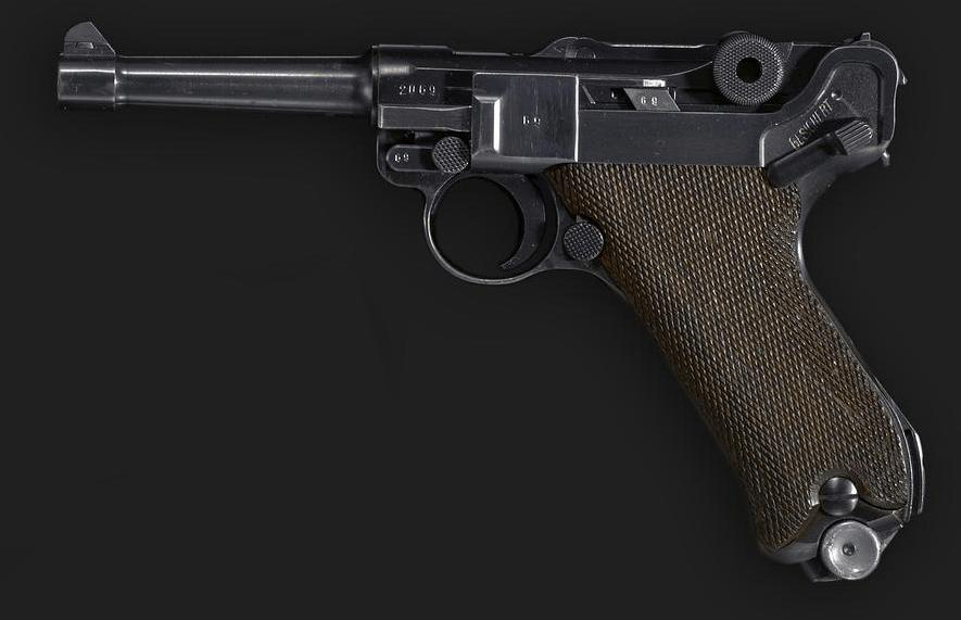 Mauser 42 Code Kriegsmarine parabellum pistol with holster