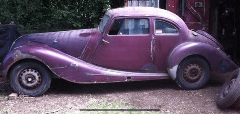 1949 Bristol 400-3