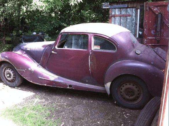 1949 Bristol 400-4