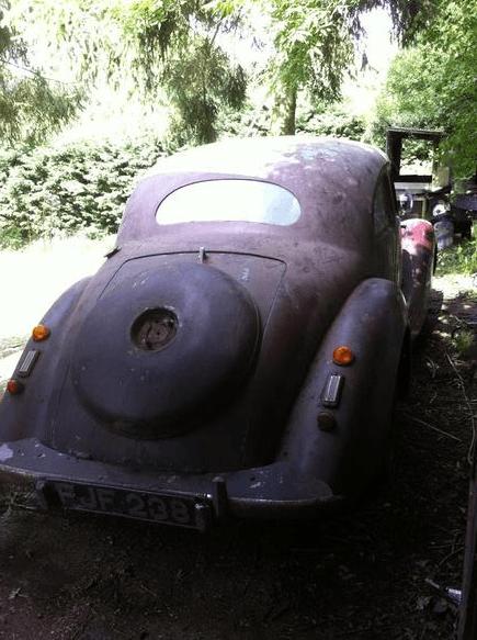 1949 Bristol 400-5