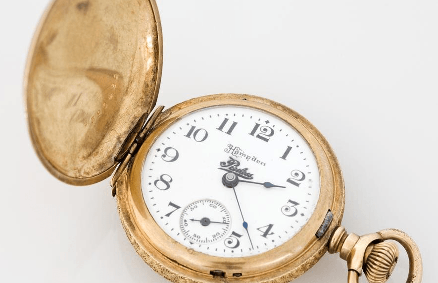 Peerless watch by Hampden circa 1915.