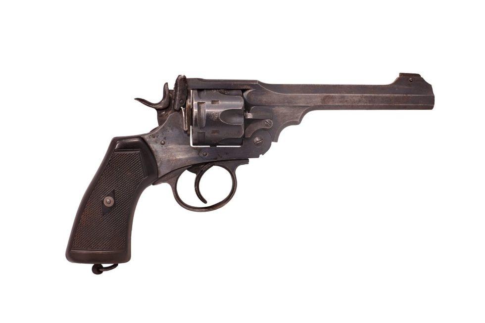 Reloading for the 455 Webley Revolvers - Revivaler