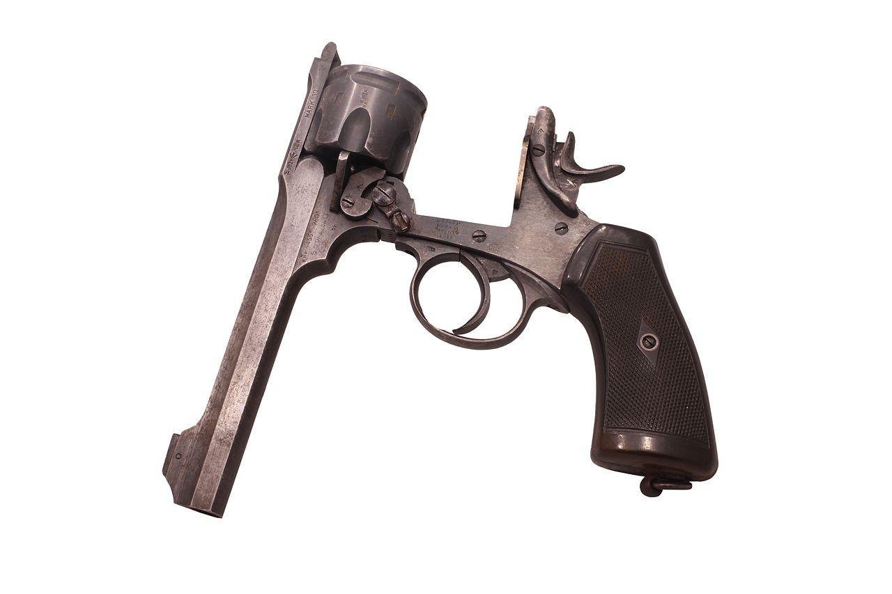 Reloading the 455 Webley Revolvers-3