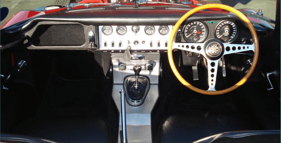 1961 Jaguar E-Type 'Flat Floor' Roadster-3
