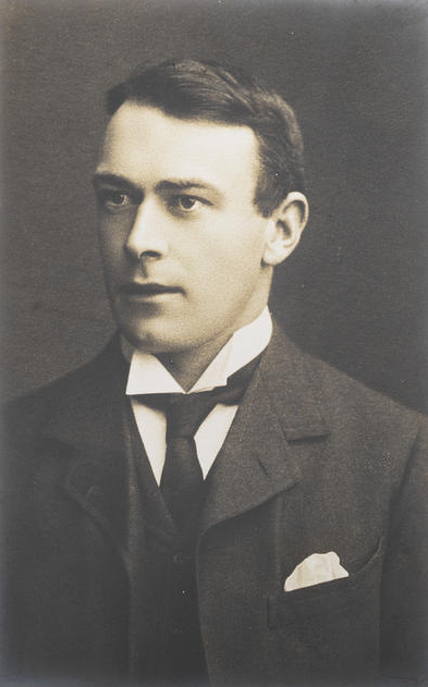 Thomas Andrews Jr. Designer of the Titanic.