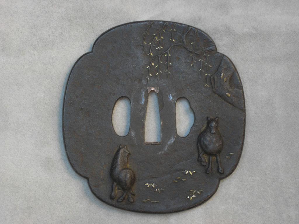 Edo Period Tachi by Inshu Kanasaki of Hiroshima-25