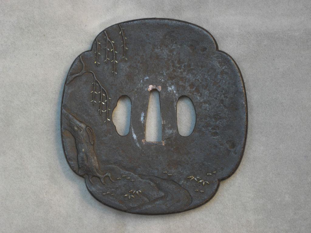Edo Period Tachi by Inshu Kanasaki of Hiroshima-26