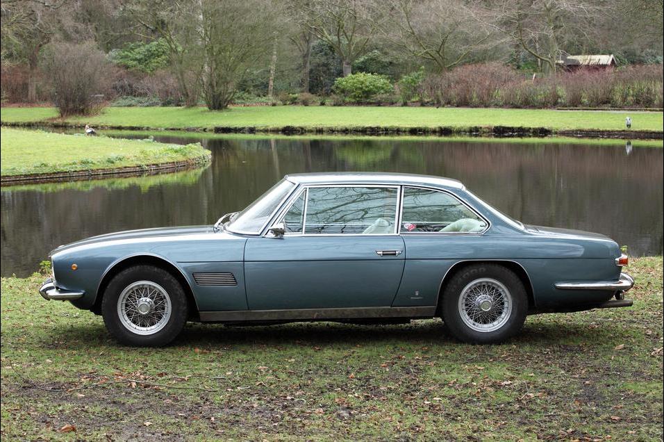 Maserati Mexico 4,2-Litres 1968 5