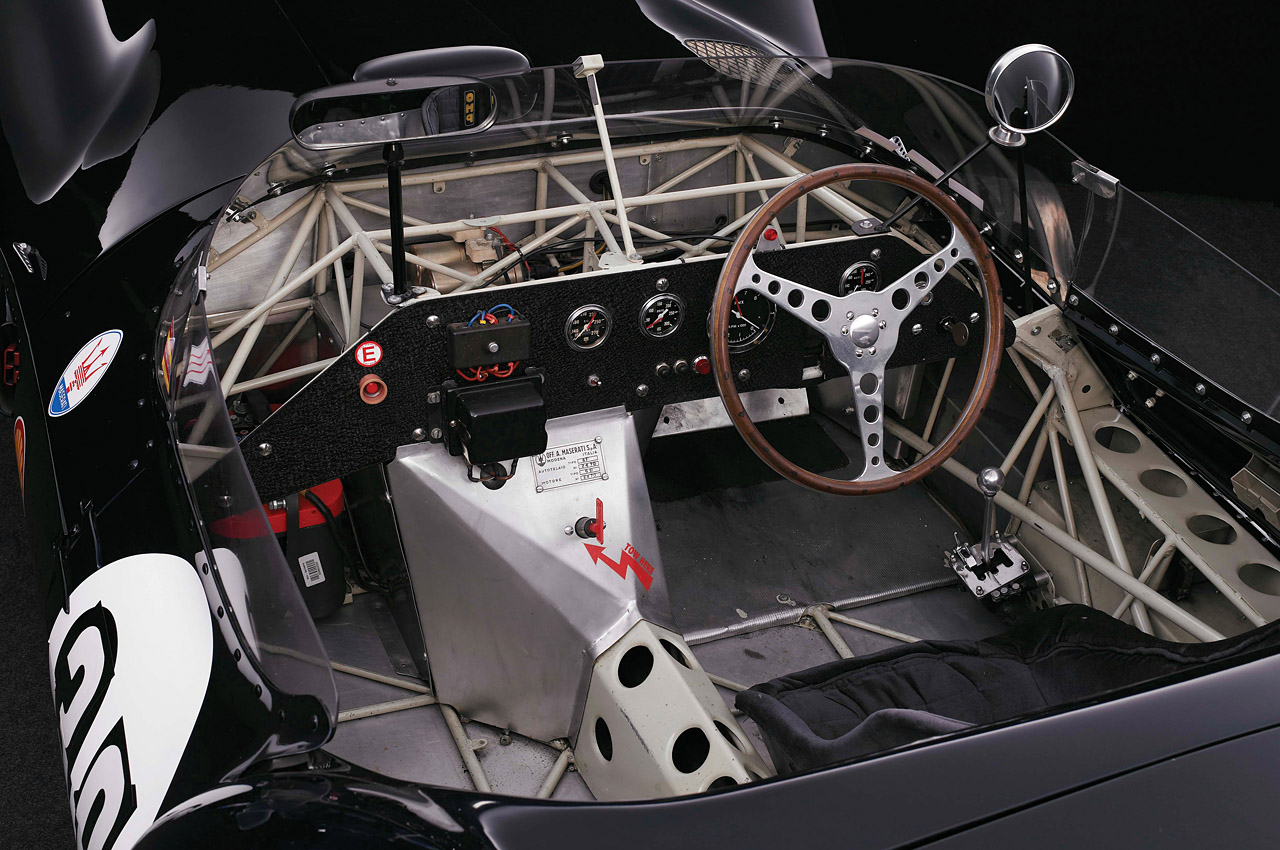 1960-Type Maserati Tipo 60-61 'Birdcage'-9