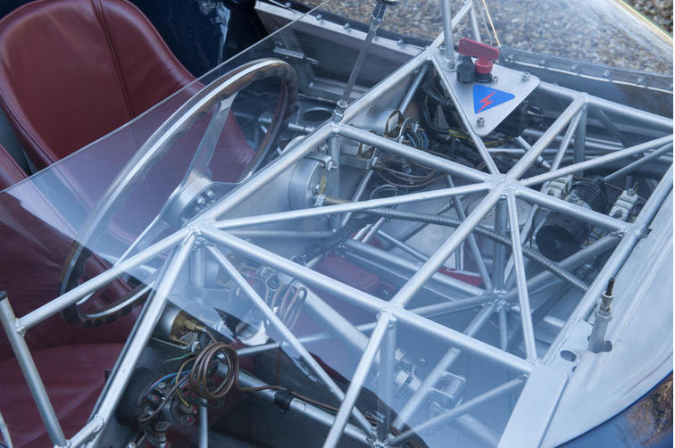 "The complex construction of the tubular frame of the Maserati ""Birdcage"" produced something that was extraordinarily light. But all those welds had to be perfect or failure would be at hand, and failure often reared her ugly head."