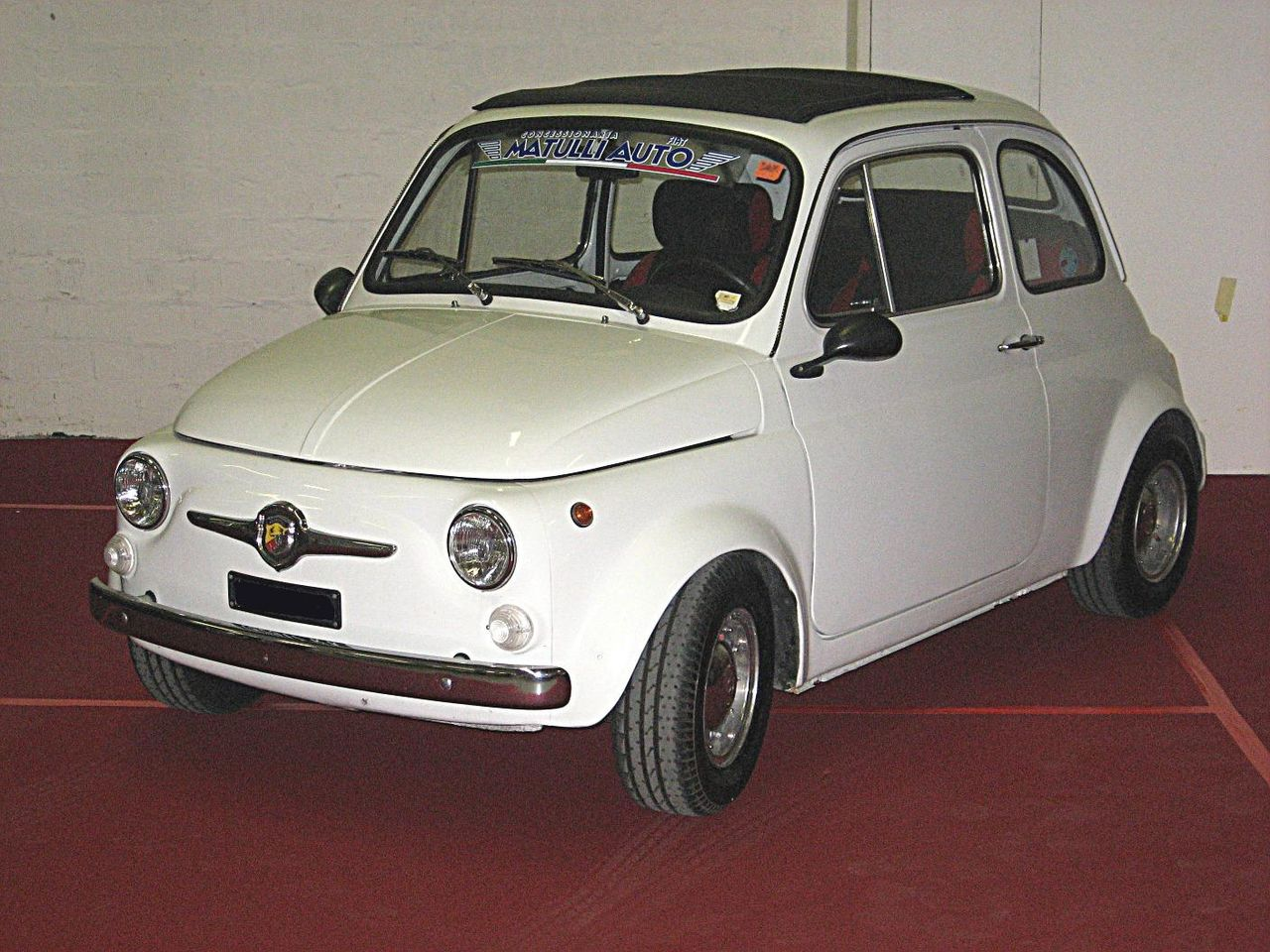 Abarth 695 of the early sixties.