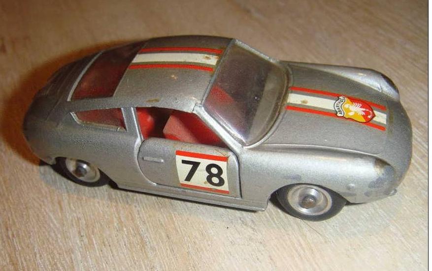 1961 Fiat Abarth 1000 Bialbero 'Record Monza'-solido