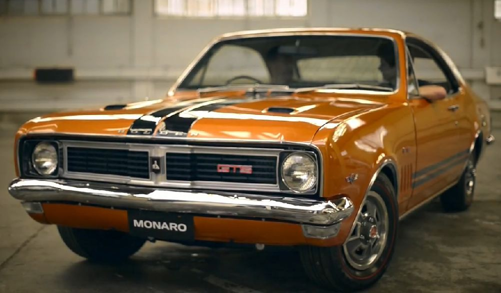 Australian Classic - The Holden Monaro. (Picture courtesy hemmngs.com).
