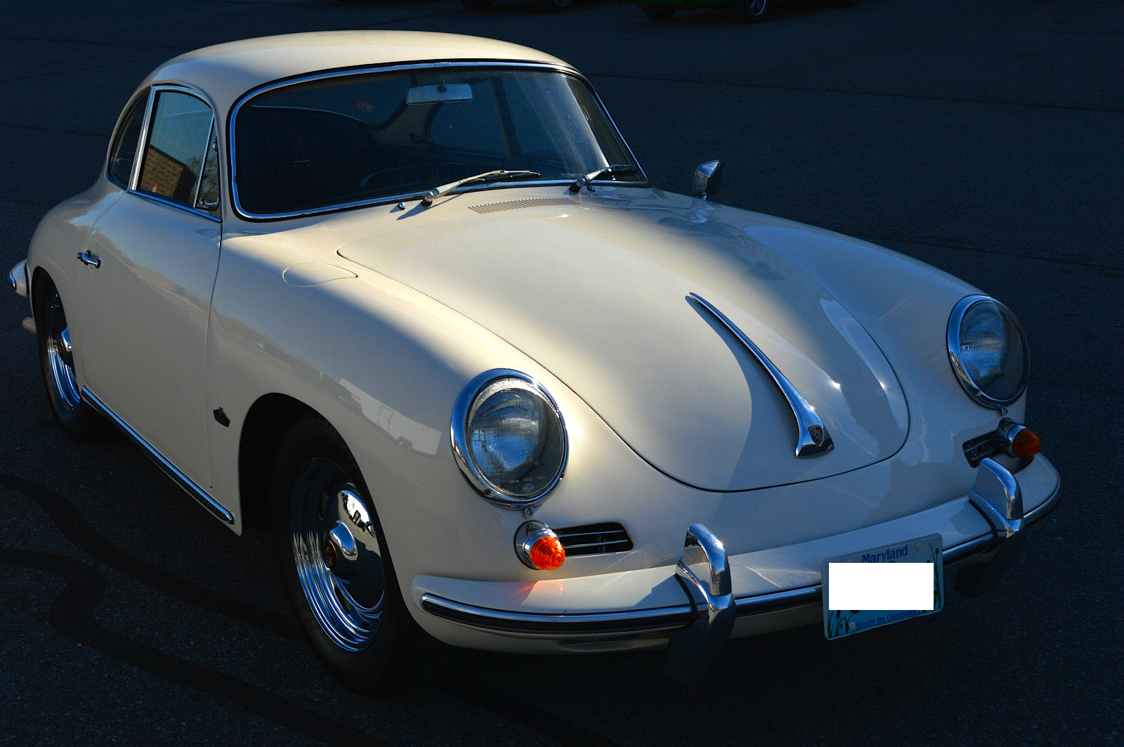 "An ""as new"" Porsche 356B. This is what the project car could finish up like. (Picture courtesy of mint2me.com)"