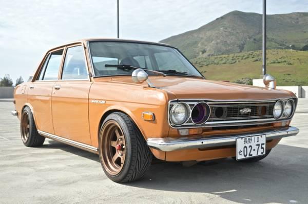 """1972 Datsun 510 """"1600"""" SR20DE/5-Speed - Revivaler"""