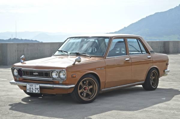 "1972 Datsun 510 ""1600"" SR20DE-5-Speed-10"