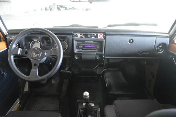 "1972 Datsun 510 ""1600"" SR20DE-5-Speed-9"