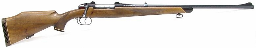 The Mannlicher-Schönauer M72. A rifle that attempts to combine the best of the pre and post war Mannlicher-Schönauer rifles with the technological improvements of the latter part of the twentieth century.