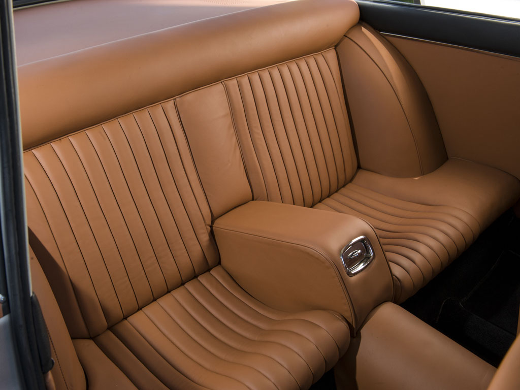 Rear seats are well designed providing a decent level of comfort for the rear passengers.