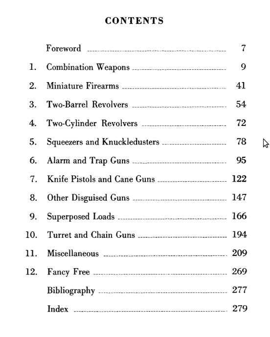 Firearms Curiosa by Lewis Winant-3