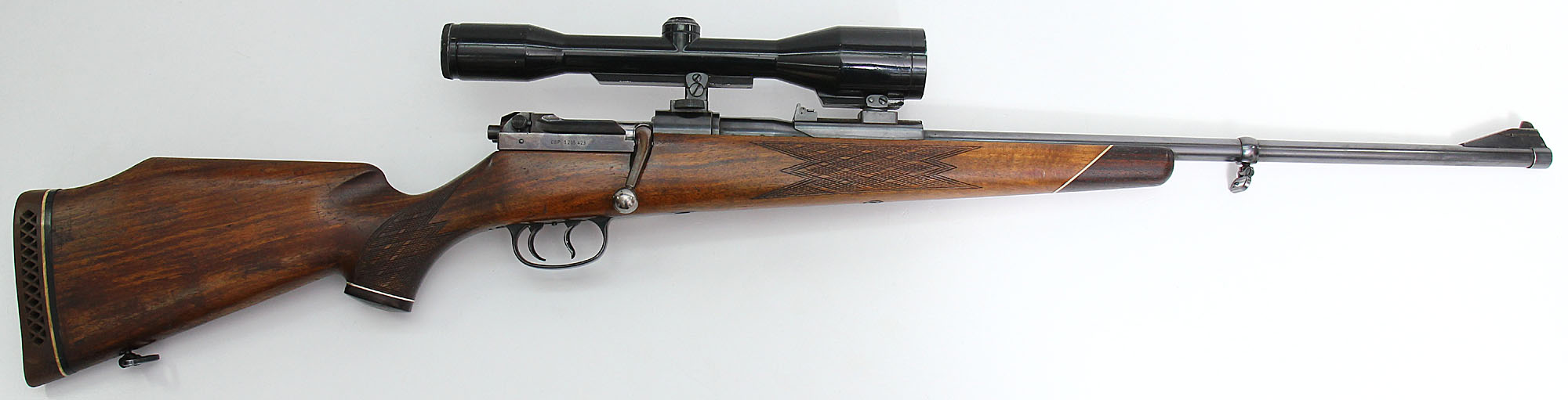 A classic Mauser 66 rifle in 7x64 Brenneke. (Picture courtesy of waffen-faude.de)