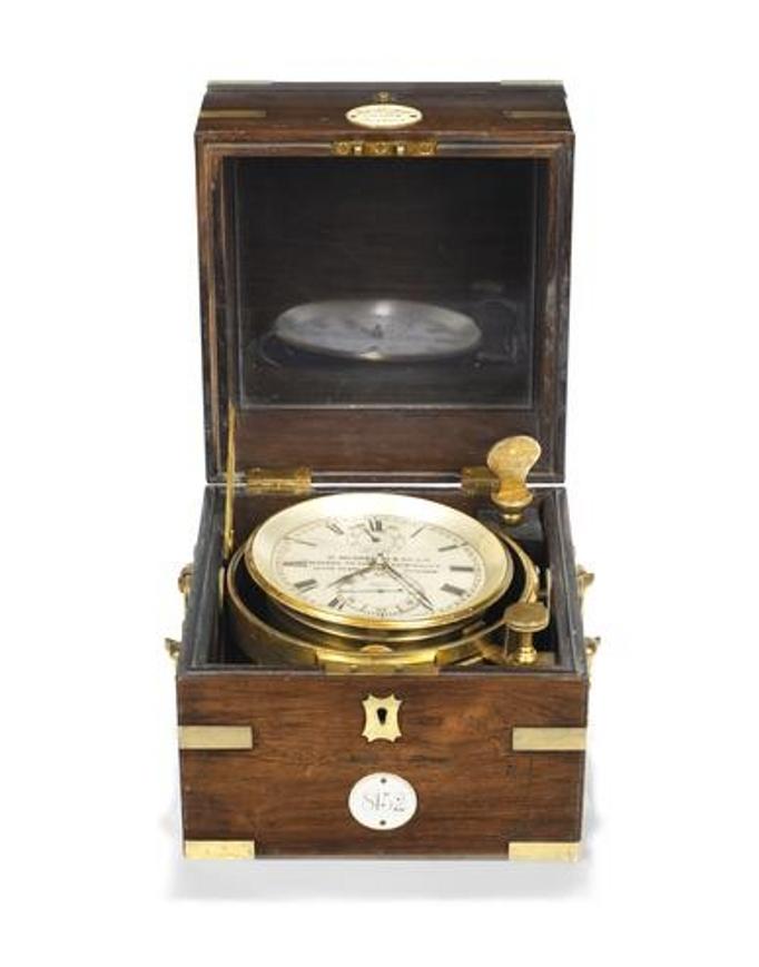 Two Day Marine Chronometer-1