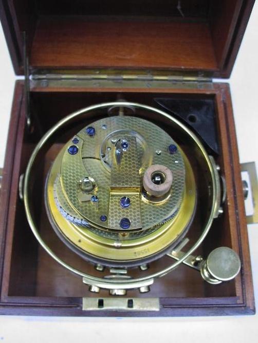 Two Day Marine Chronometer-3