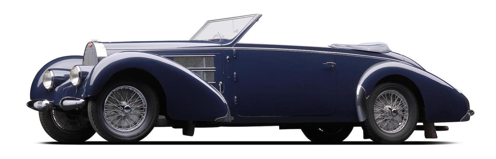 1938 Bugatti Type 57C Convertible-10
