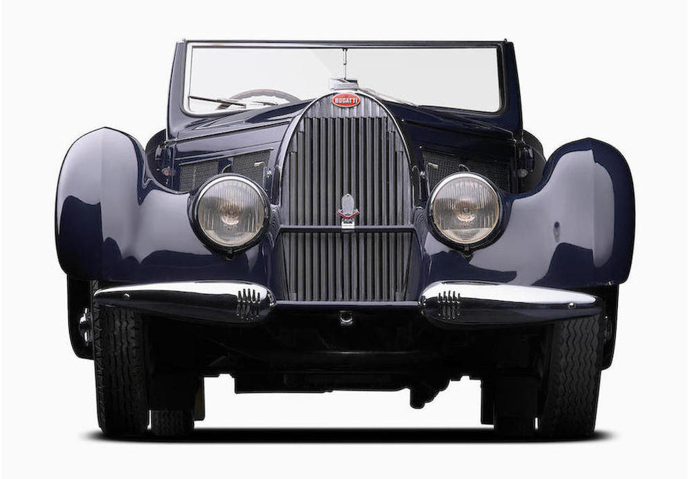 The Bugatti Type 57 almost had an independent front suspension, but Ettore Bugatti opposed the idea.