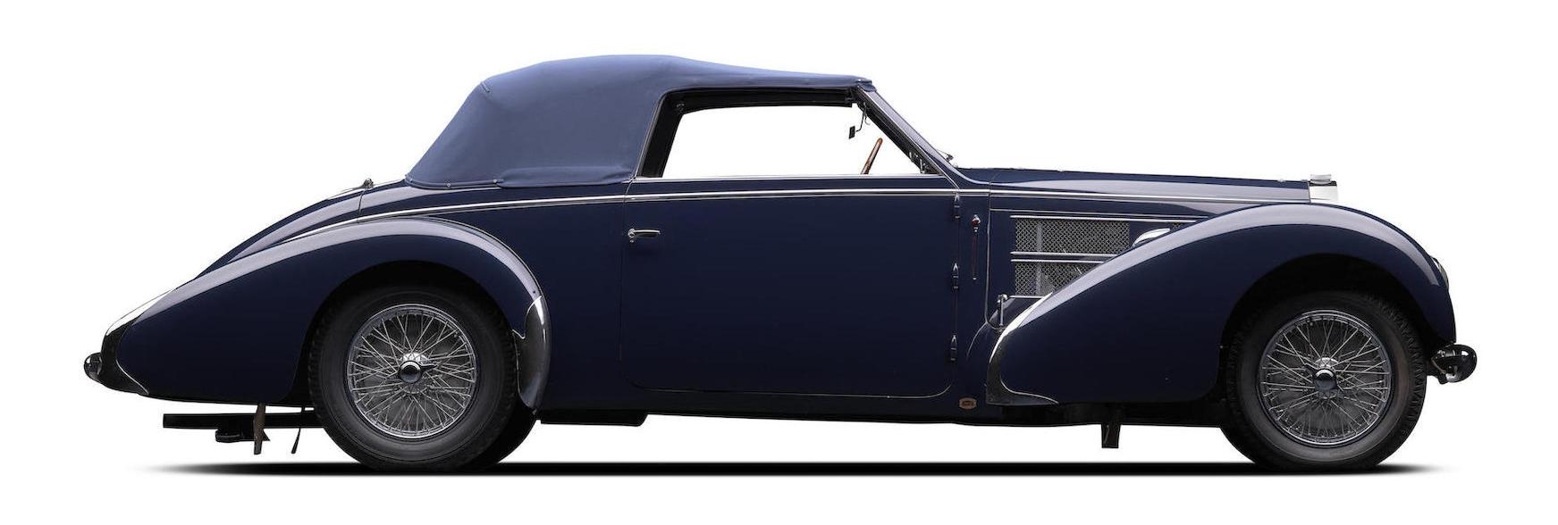 1938 Bugatti Type 57C Convertible-6