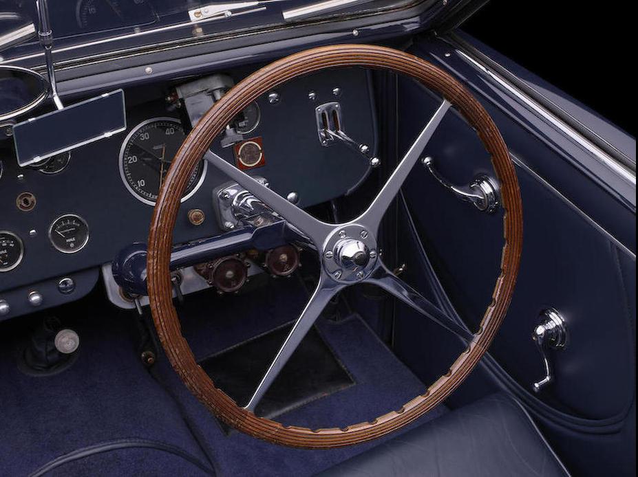 1938 Bugatti Type 57C Convertible-7