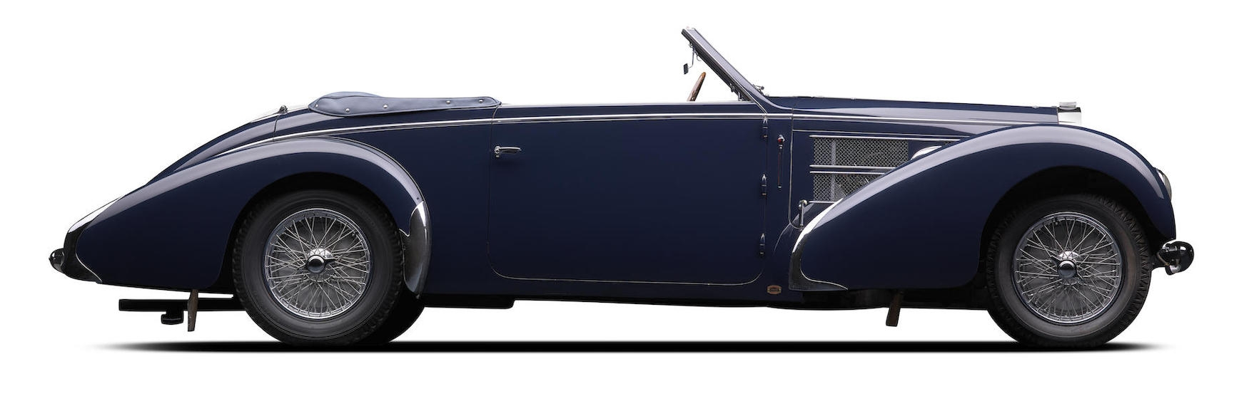 1938 Bugatti Type 57C Convertible-8