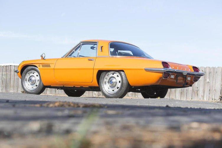 1968 Mazda 110S Cosmo Sport Coupe-17