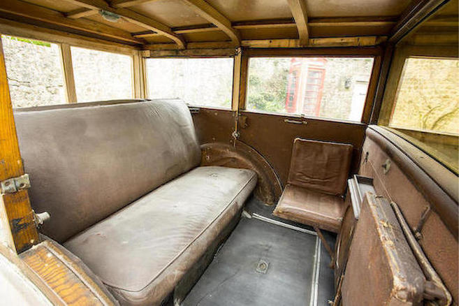 1929 Rolls-Royce 20-25hp 'Woodie' Estate Car 4
