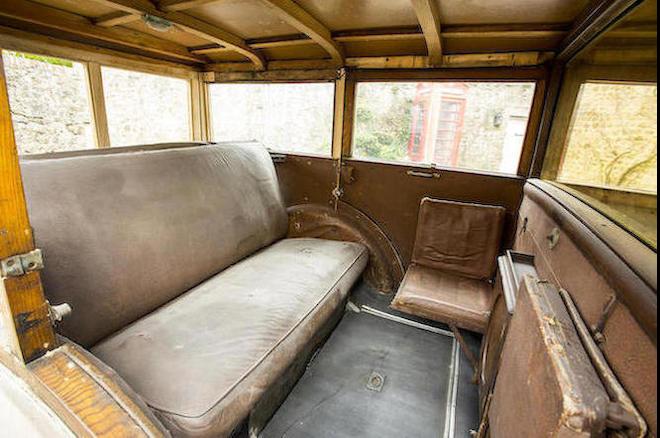 1929 Rolls-Royce 20-25hp 'Woodie' Estate Car 4