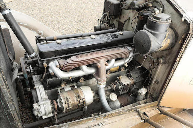1929 Rolls-Royce 20-25hp 'Woodie' Estate Car 8