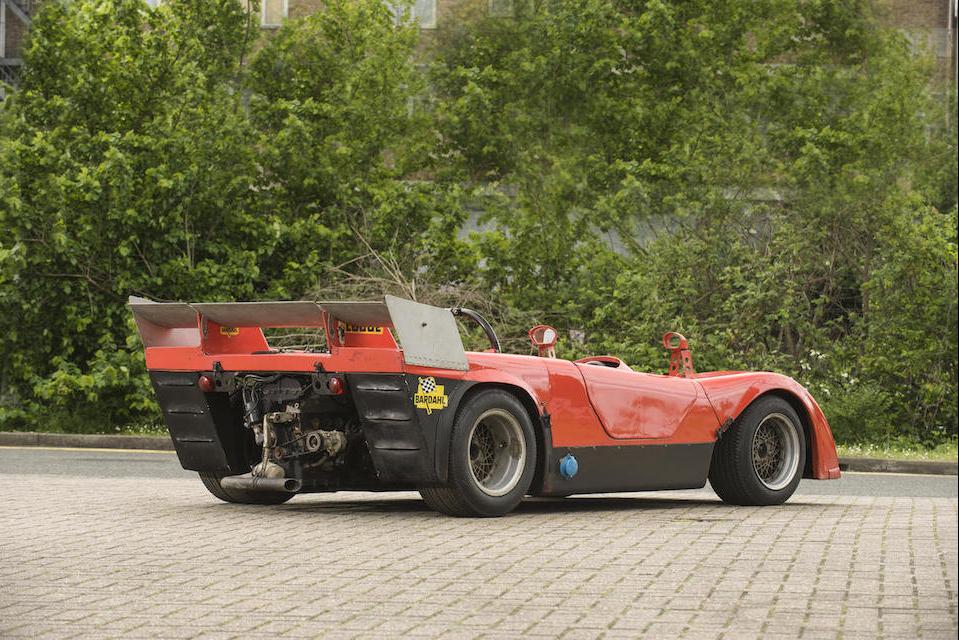 1971 Abarth 1300 Sport SE 018 'Prototipo'-5