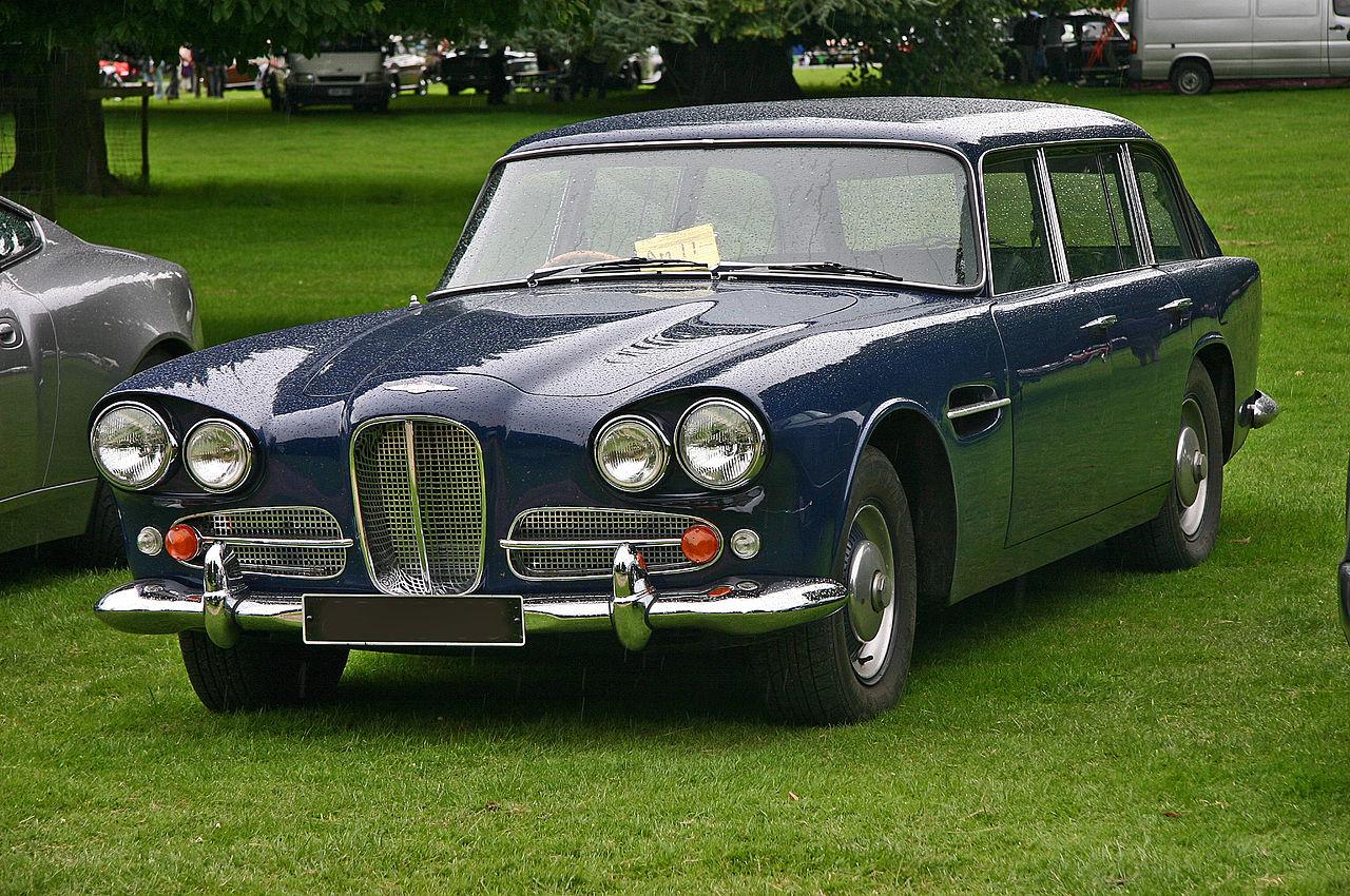 "The Lagonda Rapide ""Shooting Brake"" or ""Estate Car"". (Picture courtesy of Wikipedia)"